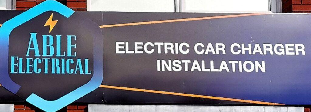 Car charger installer Birmingham